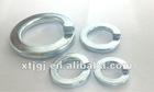 DIN127 M1.6-M30 Nn plating Spring steel 65Mn Plain spring washer