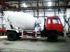 Dongfeng EQ5136GJB Cement Mixer Truck