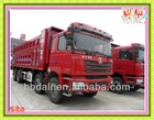 Top quality Famous Shacman 8*4 articulated dump trucks