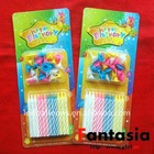 Birthday Cake Candle Set Manufacturer