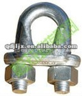 U.S.Type Galv Malleable Wire Rope Clips
