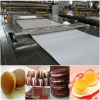 Full automatic sandwich cake line production