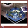 Transparent 25 Gallon Acrylic Coffee Table Aquarium
