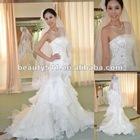 2013 new style astergarden mermaid Wedding Dress AS208