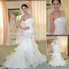 2013 new style astergarden mermaid Wedding Dress AS208