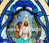 church glass/tiffany glass/art glass/multicolor glass/decorative glass JT-02