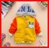 2012 Top Sale Lovely Rabbit Padding Jacket Outdoor Wear