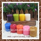 100% natural pillar soy candle wax