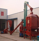 CE approved wood pellet mill production line