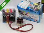 CISS For Epson SX420W/SX425W/BX305F With V6.2 Combo Chip with Dye Ink