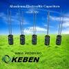 100uf-10v aluminum electrolytic capacitors for DVD