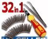 new hot 32 IN 1 Repair SCREWDRIVER TORX TOOL KIT SET
