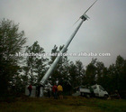 50KW off grid wind turbine generator system wind mill power