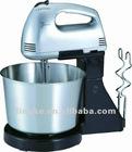 2012 Hot hand mixer with bowl LK-203A