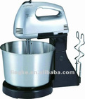2012 Hot hand mixer with bowl LK-203A