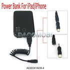 Universal Portable Mobile phone power bank for emergency