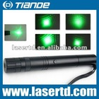200 mw waterproof rechargeable green laser torch TD-GP-110