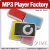 mp3 factory!!hot sale!!New C shape key clip digital mp3 player