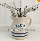 Wholesale Stainless steel drinking straw/Stainless steel straws