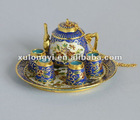 cloisonne teaware collect