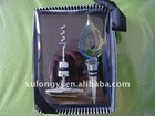 glass wine stopper and wine opener