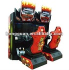 kids rider arcade game racing simulator Crazy Speed twin