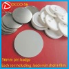 Badge Material Factory Direct 56mm pin button badge material