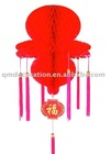 Lantern,honeycomb lantern ,plastic lantern ,christmas decoration
