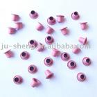 Aluminum eyelets