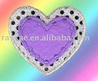 embroidery rhinestone patch