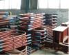 U shaped hanger rods of ultra supercritical boiler