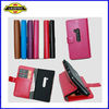 Stand Wallet leather Case for Nokia Lumia 920, leather wallet case cover,2 slots for Credit Cards,1 Slot for money----Laudtec