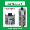 TDGC2J,TSGC2J contact voltage regualtor, variable transformer (Variac)