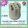 HOT!! LH519 E27 4A 250V Ceramic/Porcelain Lampholder