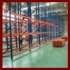Heavy duty warehourse metal pallet racking systems