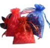 Organza bag,gift packing bag