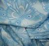100% nylon breathable taslon fabric for raincoat