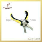Fashion plier for hair extensions