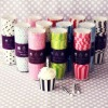Cute Printed Heat Resistant Paper Baking Cake Cup, Muffin Cup