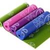 2012 Custom Made Eco-Friendly TPE Anti-Slip Yoga Mats