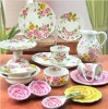 Colorized Ceramic Dinnerware Sets