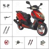 Italika DS125/Diabolo125 scooter parts