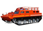 Tracked Fire Truck