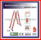Aluminum Multi-purpose ladder with CE WYAL-1003