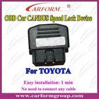 original canbus obd yaris speed lock