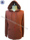 Men's 100% cotton couples hoodies
