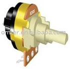 carbon potentiometer(rotary potentiometer,carbon rotary potentiometer)
