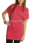 2012 Ladies sexy pink cocktail dress