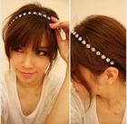 bijoux fantaisie crystal headband fashion and cheap