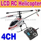 4CH Remote Control Helicopter RC Toy V911 O-844